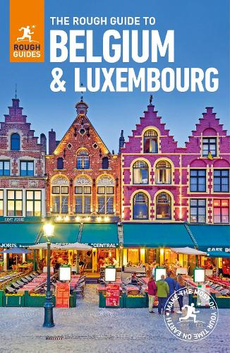 The Rough Guide to Belgium and Luxembourg (Travel Guide) - Rough Guides (Paperback)