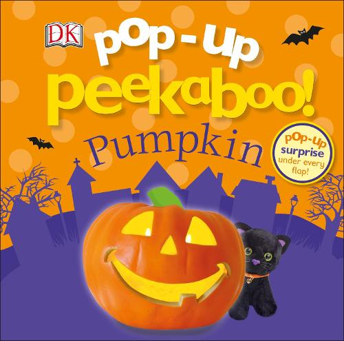 Pop-Up Peekaboo! Pumpkin: Pop-Up Surprise Under Every Flap! - Pop-up Peekaboo! (Board book)