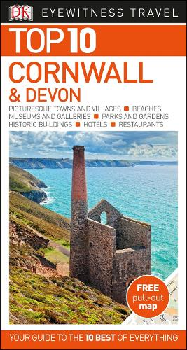 Top 10 Cornwall and Devon - DK Eyewitness Travel Guide (Paperback)