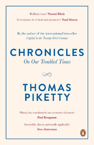 Chronicles: On Our Troubled Times (Paperback)