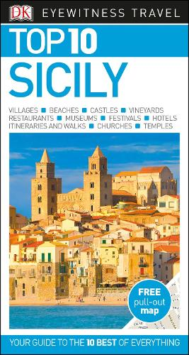 Top 10 Sicily - DK Eyewitness Travel Guide (Paperback)