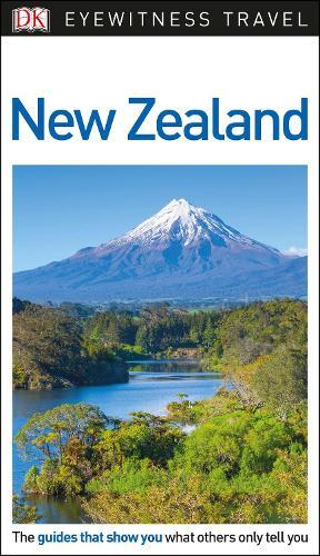 DK Eyewitness Travel Guide New Zealand (Paperback)