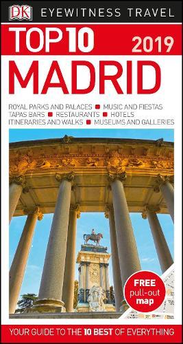 Top 10 Madrid: 2019 - DK Eyewitness Travel Guide (Paperback)