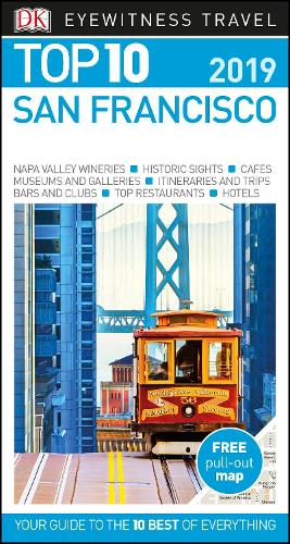 Top 10 San Francisco: 2019 - DK Eyewitness Travel Guide (Paperback)