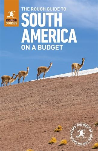 The Rough Guide to South America On a Budget (Travel Guide) - Rough Guides (Paperback)