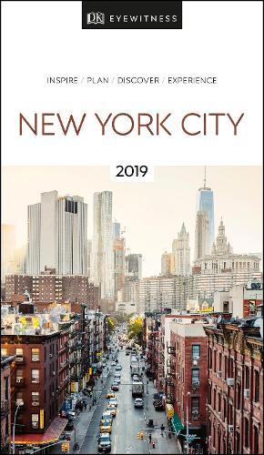 DK Eyewitness New York City: 2019 - Travel Guide (Paperback)