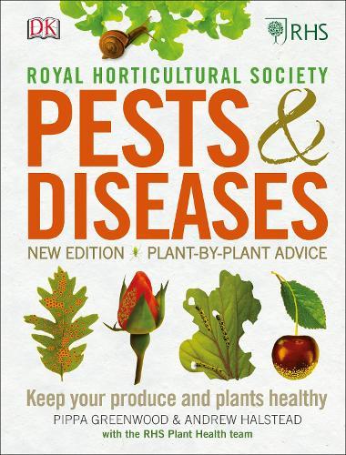 RHS Pests & Diseases (Hardback)