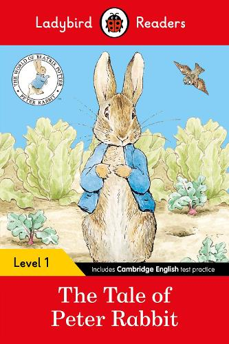 The Tale of Peter Rabbit - Ladybird Readers Level 1 (Paperback)