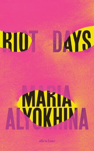 Riot Days (Hardback)