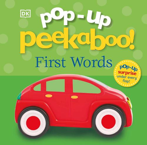 Pop-Up Peekaboo! First Words - Pop-up Peekaboo! (Board book)