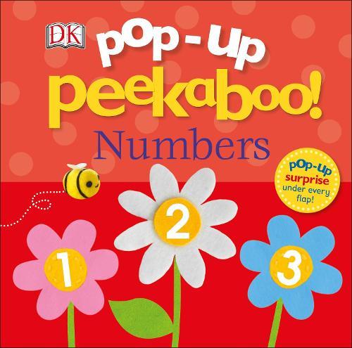 Pop-Up Peekaboo! Numbers - Pop-up Peekaboo! (Board book)