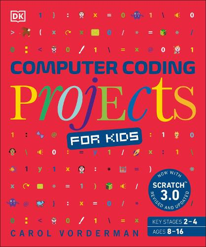 Computer Coding Projects for Kids: A unique step-by-step visual guide, from binary code to building games (Paperback)