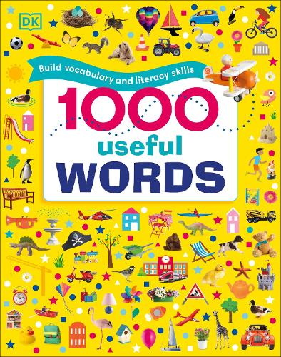 1000 Useful Words: Build Vocabulary and Literacy Skills (Hardback)