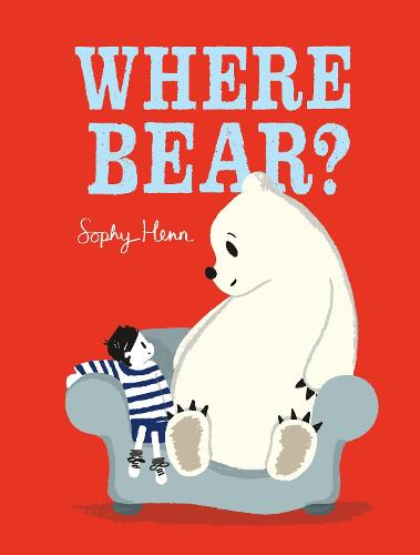 Where Bear? (Board book)