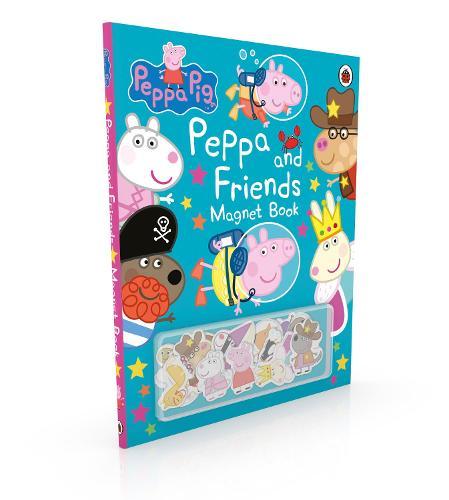 Peppa Pig: Peppa and Friends Magnet Book - Peppa Pig (Hardback)