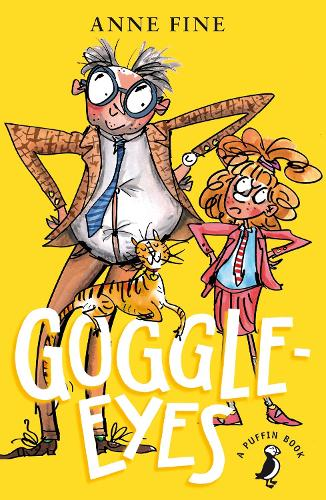 Goggle-Eyes - A Puffin Book (Paperback)