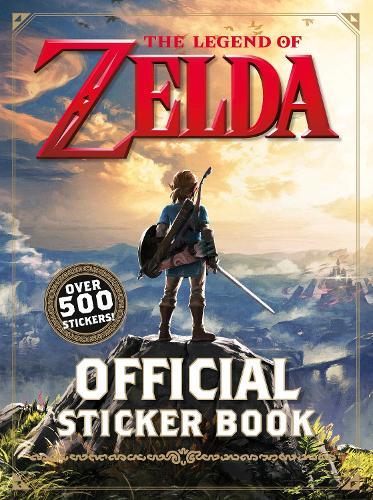 The Legend of Zelda: Official Sticker Book - Legend of Zelda (Paperback)