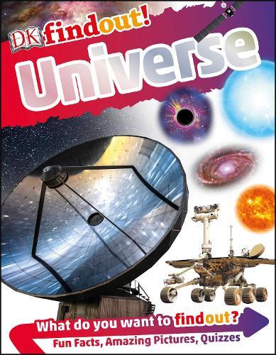 DKfindout! Universe - DKfindout! (Paperback)