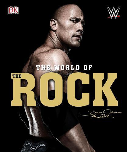 WWE World of the Rock (Hardback)