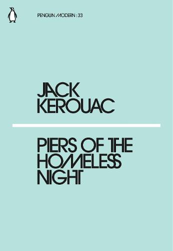 Piers of the Homeless Night - Penguin Modern (Paperback)