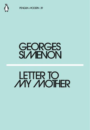 Letter to My Mother - Penguin Modern (Paperback)
