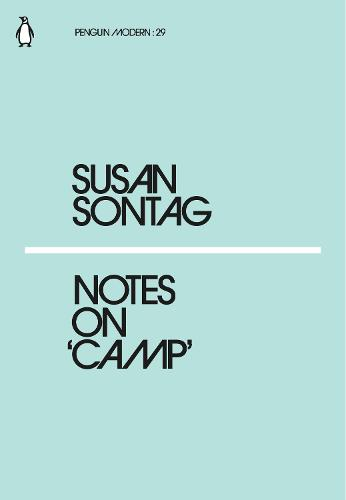 Notes on Camp - Penguin Modern (Paperback)