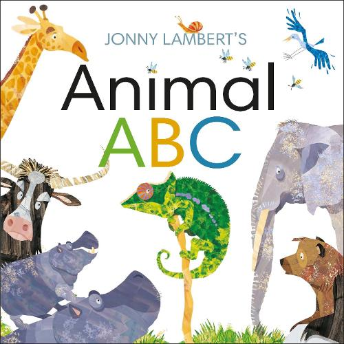Jonny Lambert's Animal ABC (Board book)