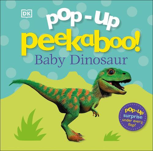 Pop-Up Peekaboo! Baby Dinosaur - Pop-up Peekaboo! (Board book)