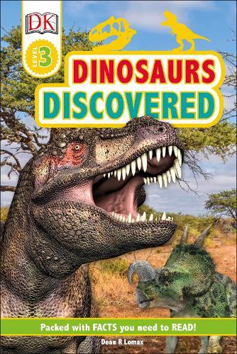 Dinosaurs Discovered - DK Readers Level 3 (Hardback)