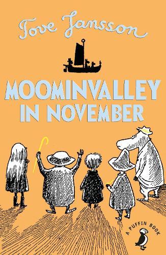Moominvalley in November - Moomins Fiction (Paperback)
