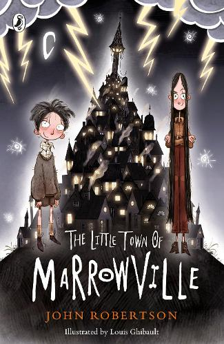 The Little Town of Marrowville (Paperback)