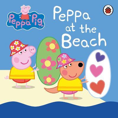 Peppa Pig: Peppa at the Beach (Board book)