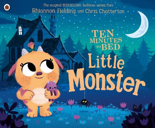 A Halloween Storytime - 10 Minutes to Bed Little Monster!