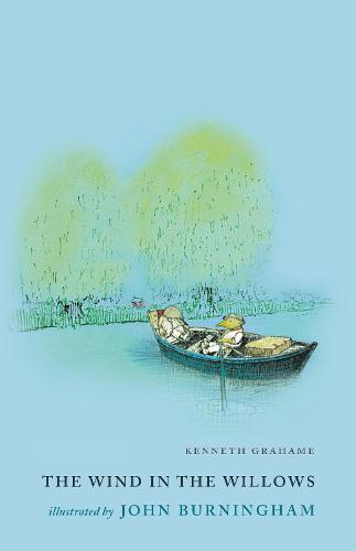 Cover of the book, The Wind in the Willows.