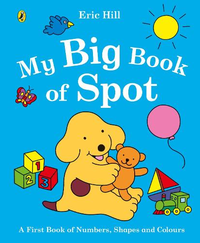 My Big Book of Spot (Board book)
