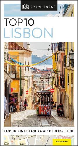 DK Eyewitness Top 10 Lisbon - Pocket Travel Guide (Paperback)