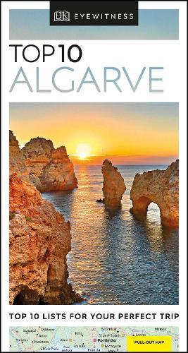 DK Eyewitness Top 10 Algarve - Pocket Travel Guide (Paperback)