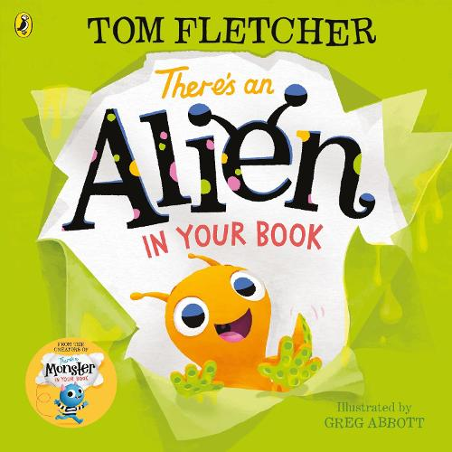 There's an Alien in Your Book - Who's in Your Book? (Paperback)