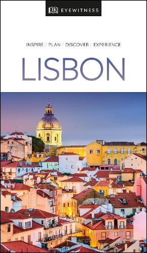DK Eyewitness Travel Guide Lisbon - Travel Guide (Paperback)