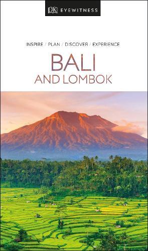 DK Eyewitness Bali and Lombok - Travel Guide (Paperback)