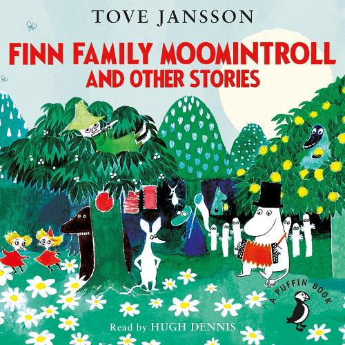 Finn Family Moomintroll and Other Stories (CD-Audio)