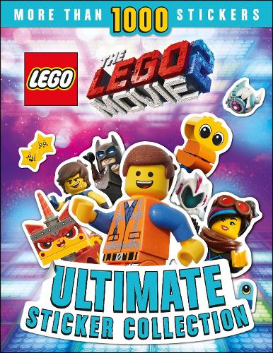THE LEGO (R) MOVIE 2 (TM) Ultimate Sticker Collection (Paperback)