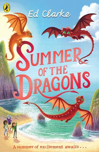 Summer of the Dragons - The Secret Dragon (Paperback)