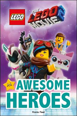 THE LEGO (R) MOVIE 2 (TM) Awesome Heroes - DK Readers Level 2 (Hardback)