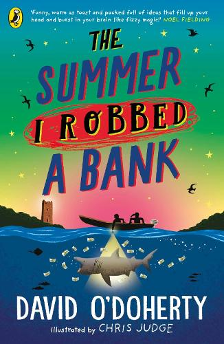 The Summer I Robbed A Bank (Paperback)