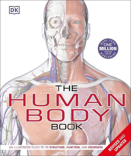 The Human Body Book (Hardback)