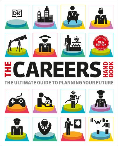 The Careers Handbook: The ultimate guide to planning your future (Paperback)