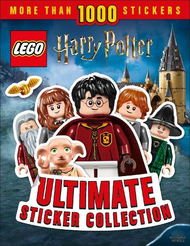 LEGO Harry Potter Ultimate Sticker Collection: More Than 1,000 Stickers (Paperback)