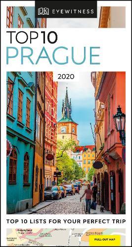 DK Eyewitness Top 10 Prague - Pocket Travel Guide (Paperback)