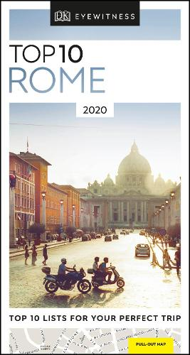 DK Eyewitness Top 10 Rome - Pocket Travel Guide (Paperback)